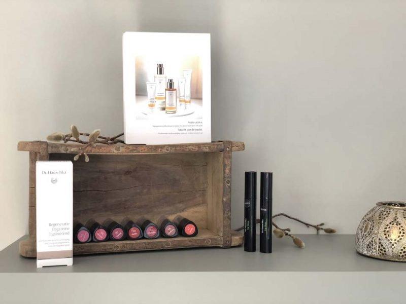 Dr Hauschka make-up bij schoonheidssalon in Almelo